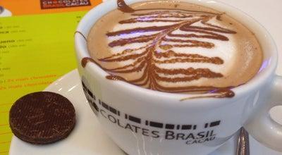Photo of Cafe Brasil Cacau at Internacional Shopping Guarulhos, Guarulhoa, Brazil