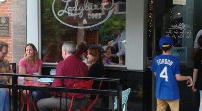 Photo of Diner Ladybird Diner at 721 Massachusetts St, Lawrence, KS 66044, United States