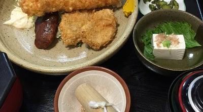 Photo of Japanese Restaurant お食事処 とんかつ たいこう at 古川北町1-3-3, 大崎市 989-6171, Japan