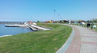 Photo of Trail Batıpark Yürüyüş Alanı at Batipark, Samsun, Turkey
