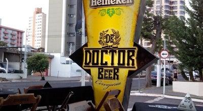 Photo of Brewery Doctor Beer at Av. Rio Branco, 1331, Marília 17502-000, Brazil