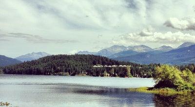 Photo of Lake Alta Lake at Whistler, Br, Canada