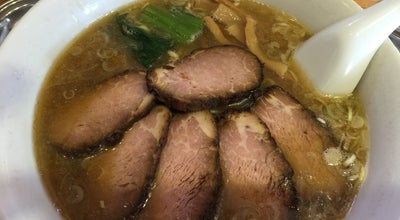 Photo of Food 中華そば まるき at 小根本51-2, 松戸市 271-0023, Japan