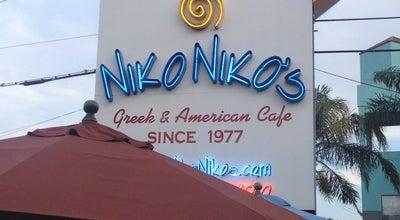 Photo of Greek Restaurant Niko Niko's at 2520 Montrose Blvd, Houston, TX 77006, United States