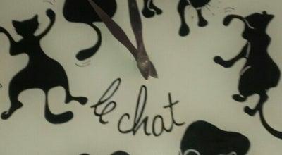 Photo of Bar Le Chat Perché at 5 Place D'austerlitz, Strasbourg 67000, France