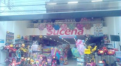 Photo of Toy / Game Store Sucena Kids at R. Cel. Souza Franco, 326 - Centro, Mogi Das Cruzes - São Paulo, 08710-020, Mogi das Cruzes 08710-020, Brazil
