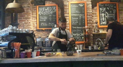 Photo of Coffee Shop Mambocino Artisan Coffee at Sinanpaşa Mah. Ihlamurdere Cad. No:8 Beşiktaş, İstanbul, Turkey