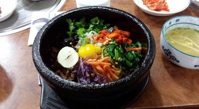 Photo of Korean Restaurant 전주중앙회관 at 중구 명동8나길 19, 서울특별시, Seoul 100-011, South Korea