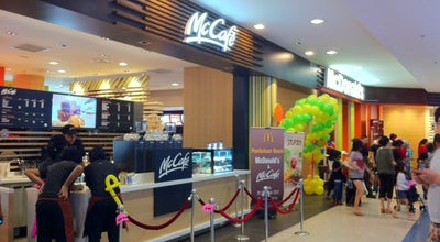 Photo of Fast Food Restaurant McDonald's & McCafé at Sunway Pyramid (, Petaling Jaya 46150, Malaysia