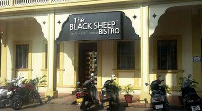 Photo of Bistro Black Sheep Bistro at Panjim, India