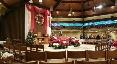Photo of Church St Ronald Catholic Church at 17701 15 Mile Rd, Clinton Township, MI 48035, United States