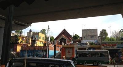 Photo of Church Iglesia San Andres Tomatlan at Mexico
