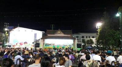 Photo of Music Venue รำวงย้อนยุค ถนนคนเดินเชียงราย at Chiangrai, Thailand