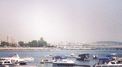 Photo of Beach Özeller Marina at Turkey