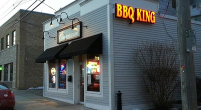 Photo of BBQ Joint BBQ King Smokehouse at 125 E Calhoun St, Woodstock, IL 60098, United States