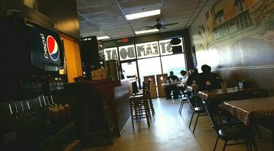 Photo of Restaurant Steamboat BBQ at 322 E Geneva Rd,, Wheaton, IL 60187, United States