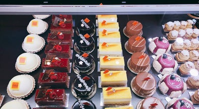 Photo of Cupcake Shop Arnaud Larher at 53 Rue Caulaincourt, Paris 75018, France