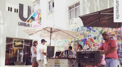 Photo of Art Gallery Urban Arts Recife at Rua Da Hora, 647, Bairro Espinheiro, Recife, Brazil