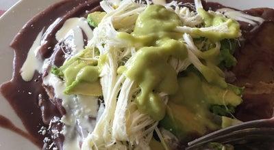 Photo of Vegetarian / Vegan Restaurant La Gran Manzana at Av. San Francisco, Puebla, Mexico