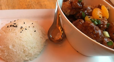 Photo of Asian Restaurant Sesame Asian Kitchen at 21 Winburn Way, Ashland, OR 97520, United States