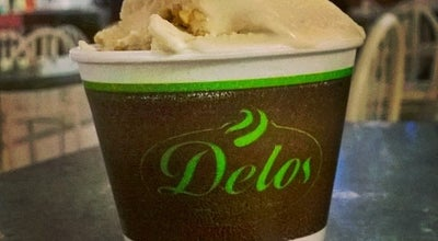 Photo of Ice Cream Shop Delos Gelateria at Goiabeiras Shopping, Cuiabá, Brazil