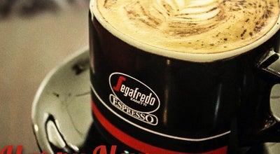Photo of Coffee Shop Segafredo Zanetti Espresso Nursaya-1 at Ул. Кунаева 14/2, Астана 010000, Kazakhstan