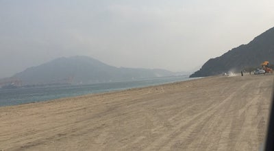 Photo of Beach Al Loulouia Beach بحر اللؤلؤية at Corniche Street, Khor'fakkan, United Arab Emirates