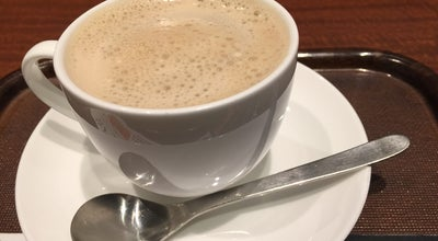 Photo of Coffee Shop 上島珈琲店 新潟ラブラ2店 at 中央区万代1-4-8, Niigata 950-0088, Japan
