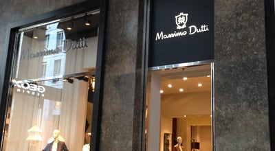 Photo of Men's Store Massimo Dutti at Corso Vittorio Emanuele Ii 37/b, Milano, Italy