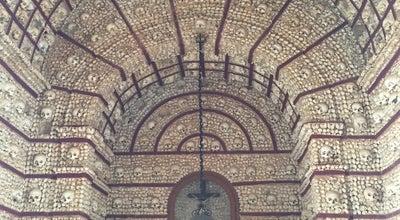 Photo of Historic Site Capela dos Ossos at Faro, Portugal