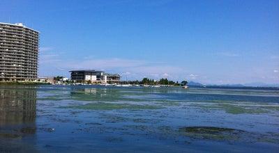 Photo of Lake 琵琶湖のほとり at Japan