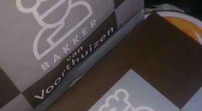 Photo of Bakery de Bakker Hoogstraat 14 Wageningen at Netherlands