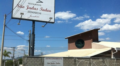 Photo of Brazilian Restaurant Restaurante São Judas Tadeu Demarchi at Av. Reynaldo Porcari, 3601, Jundiaí, Brazil