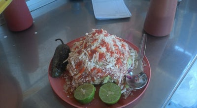 Photo of Mexican Restaurant Sopes El Panchito at Blvd. Rosendo G. Castro 1495, Los Mochis 81256, Mexico