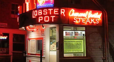 Photo of Seafood Restaurant The Lobster Pot at 321 Commercial Street, Provincetown, MA 02657, United States