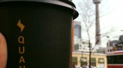 Photo of Coffee Shop Quantum Coffee at 460 King St W, Toronto, On M5V 1L7, Canada