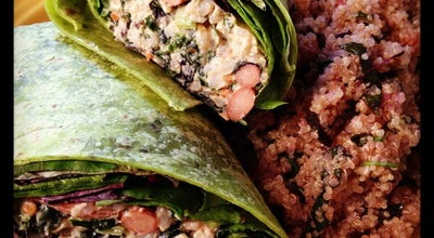 Photo of Vegetarian / Vegan Restaurant Desert Roots Kitchen at 414 S Mill Ave, Tempe, AZ 85281, United States