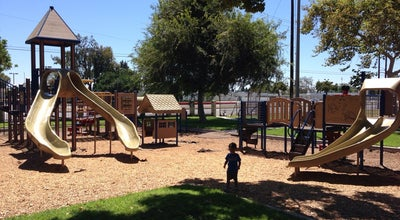 Photo of Playground Peppertree Park at 11666 Luau Ln, Cypress, CA 90630, United States