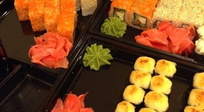 Photo of Sushi Restaurant Суши Wok at Ул. Чернышевского, 84, Уфа 450077, Russia