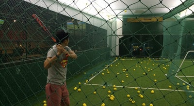 Photo of Baseball Field Cages at 325 Changhua Road 昌化路325号, 上海 Shanghai, China