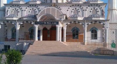 Photo of Mosque Fahrettin Pasa Camii at Turkey