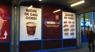 Photo of Sandwich Place De Brooodzaak at Station Eindhoven, Eindhoven, Netherlands