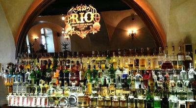 Photo of Restaurant Rio at Hviezdoslavovo Nám. 15, Bratislava 811 01, Slovakia