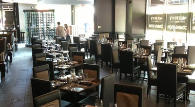 Photo of Steakhouse Morton's Grille at 25 Waterway Ave, The Woodlands, TX 77380, United States