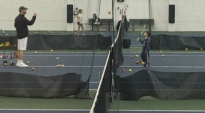 Photo of Tennis Court Heritage Tennis Club at 7 W College Dr, Arlington Heights, IL 60004, United States
