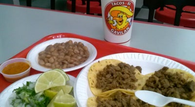 Photo of Mexican Restaurant Tacos El Gavilan at 4406 Florence Ave, Bell, CA 90201, United States