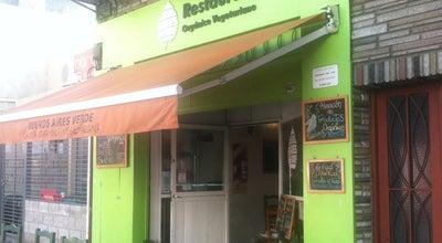 Photo of Vegetarian / Vegan Restaurant Buenos Aires Verde at Gorriti 5657, Palermo, Argentina