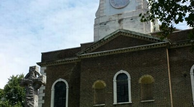 Photo of Church Holy Trinity Church at Clapham Common, Lambeth, United Kingdom