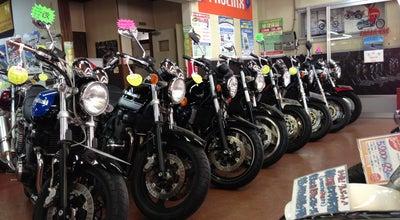 Photo of Motorcycle Shop レッドバロン浜松城北店 at 浜松市, Japan