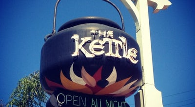 Photo of American Restaurant The Kettle Restaurant at 1138 Highland Ave, Manhattan Beach, CA 90266, United States